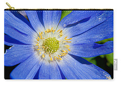 Blue Swan River Daisy Carry-all Pouch