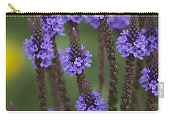 Blue Vervain Carry-all Pouch