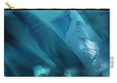 Blue Wash Carry-all Pouch