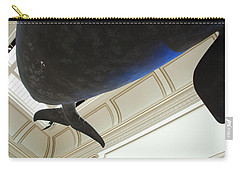 Blue Whale Experience Carry-all Pouch