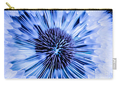 Blue Wish Carry-all Pouch