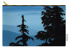 Blue Yonder Mountain Carry-all Pouch