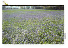 Bluebell Fields Carry-all Pouch