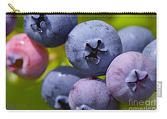 Blueberries Carry-all Pouch