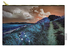 Bluegrass Carry-all Pouch by Linda Unger