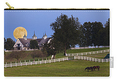 Bluegrass Moonrise Carry-all Pouch