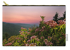 Blueridge Parkway Mountain Laurel Carry-all Pouch