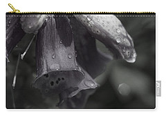 Flowers And Tiny Water Droplets Carry-all Pouch