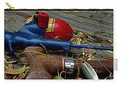 Carry-all Pouch featuring the photograph Blured Memories 01 by Peter Piatt