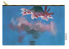 Blushing Pink Bloom Carry-all Pouch