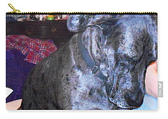 Bluto Praying Carry-all Pouch by Kelly Awad