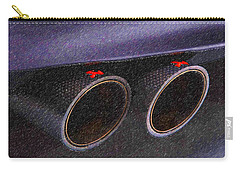 Bmw 12 Carry-all Pouch