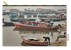 The Journey - Varanasi India Carry-all Pouch