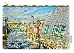 Boathouse Alley Carry-all Pouch