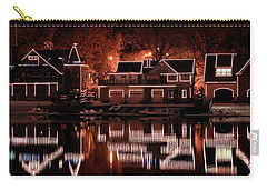 Boathouse Row Reflection Carry-all Pouch