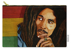 Bob Marley Legend Carry-all Pouch