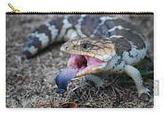 Bobtail Lizard Carry-all Pouch