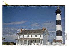 Carry-all Pouch featuring the photograph Bodie Lighthouse Obx by Greg Reed