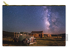 Bodie Nights Carry-all Pouch by Cat Connor