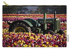 Bogged Down By Color Carry-all Pouch