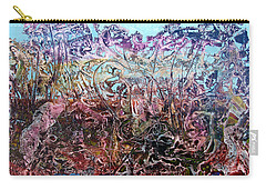 Carry-all Pouch featuring the painting Bogomils Vegetable Garden  by Otto Rapp