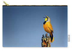 Bokmakierie Bird Calling Carry-all Pouch