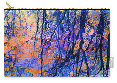 Bold Tree Reflections Carry-all Pouch