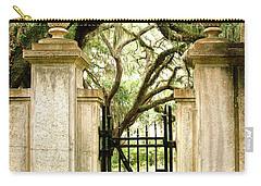 Bonaventure Cemetery Gate Savannah Ga Carry-all Pouch
