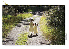 Bond Between Sisters Carry-all Pouch