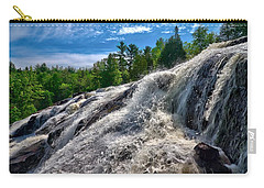 Bond Falls   Carry-all Pouch by Lars Lentz