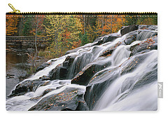Bond Falls Upper Peninsula Michigan Carry-all Pouch