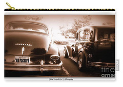 Bonnie N' Clyde Carry-all Pouch by Bobbee Rickard