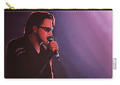 Bono U2 Carry-all Pouch by Paul Meijering