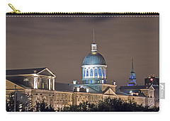 Bonsecours At Night Carry-all Pouch