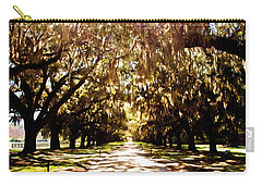 Boone Plantation Carry-all Pouch