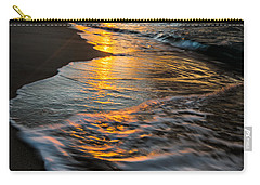 Boracay Sunset Carry-all Pouch by Adrian Evans