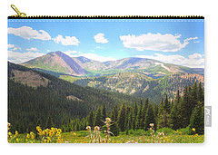 Boreas Pass Summer Carry-all Pouch