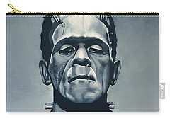 Boris Karloff As Frankenstein  Carry-all Pouch