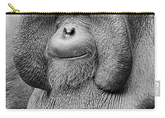 Bornean Orangutan IIi Carry-all Pouch by Lourry Legarde