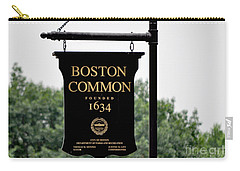 Boston Common Ma Carry-all Pouch