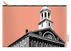 Boston Faneuil Hall - Salmon Carry-all Pouch