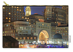 Boston Harbor Party Carry-all Pouch by Joann Vitali