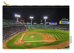 Boston Red Sox And New York Yankees At Fenway Park - Art Carry-all Pouch