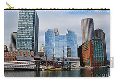 Boston Skyline I Carry-all Pouch