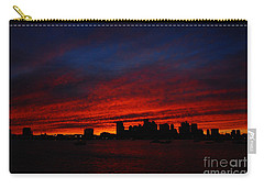 Boston Twilight Carry-all Pouch