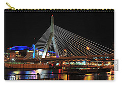 Boston's Zakim-bunker Hill Bridge Carry-all Pouch