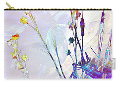 Botanical Rainbow Carry-all Pouch by Shawna Rowe