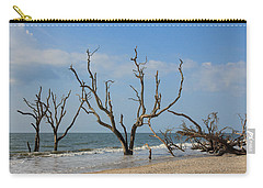 Botany Beach Carry-all Pouch