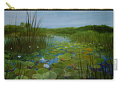 Botswana Lagoon Carry-all Pouch