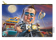 Bottle Rocket Diner Carry-all Pouch